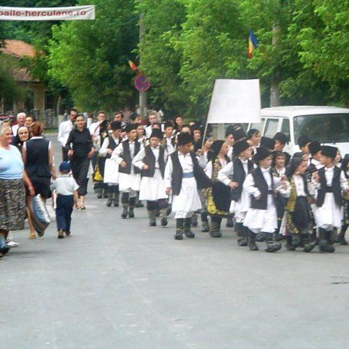 Festivalul Internațional de Folclor Hercules 2007 01