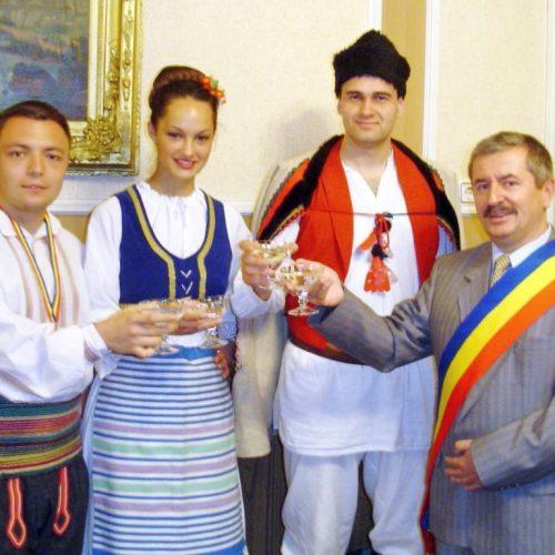 Festivalul Internațional de Folclor Hercules 2007 02
