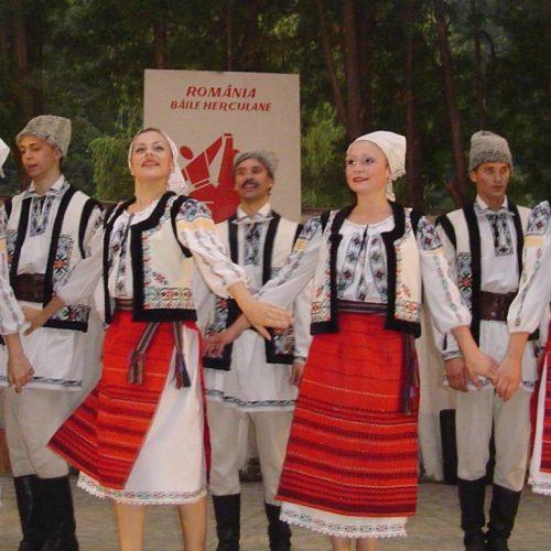 Festivalul Internațional de Folclor Hercules 2007 03