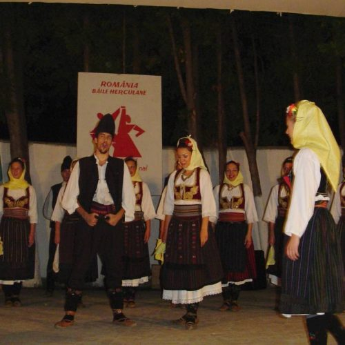 Festivalul Internațional de Folclor Hercules 2007 04