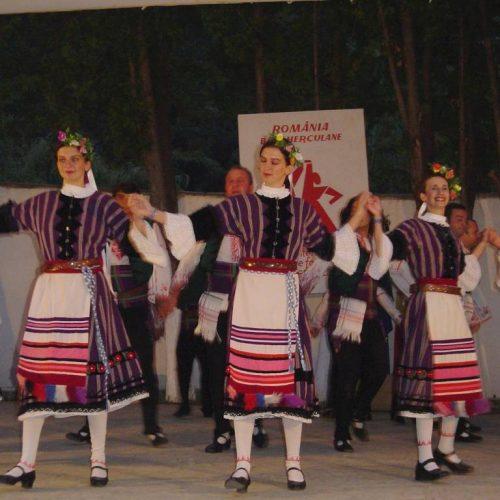 Festivalul Internațional de Folclor Hercules 2007 05