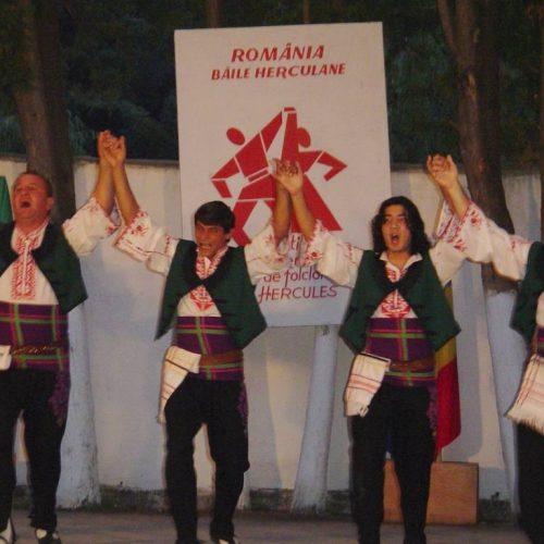 Festivalul Internațional de Folclor Hercules 2007 06