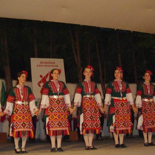 Festivalul Internațional de Folclor Hercules 2007 07