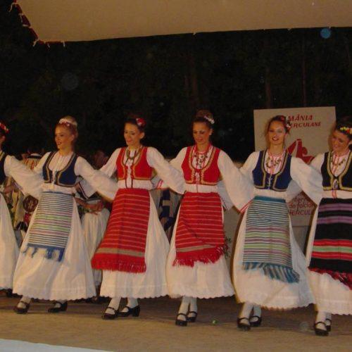 Festivalul Internațional de Folclor Hercules 2007 08