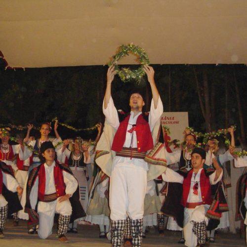 Festivalul Internațional de Folclor Hercules 2007 09
