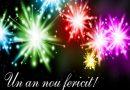 Un an nou fericit !
